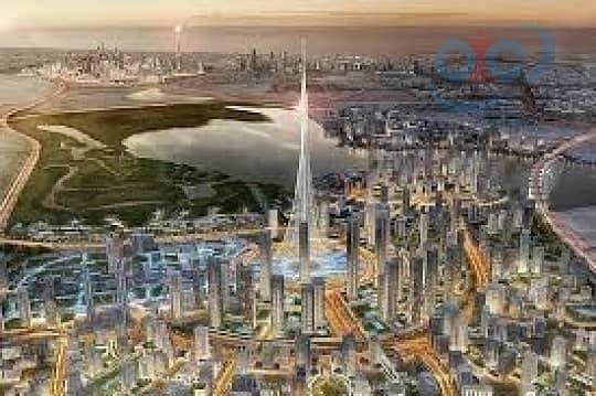 10 DUBAI CREEK harbour THE WORLD OF TOMORROW