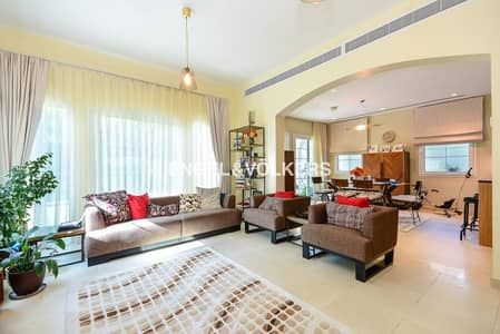 2 Bedroom Villa for Sale in Jumeirah Village Triangle (JVT), Dubai - Upgraded | Large plot | Owner  Occupied.