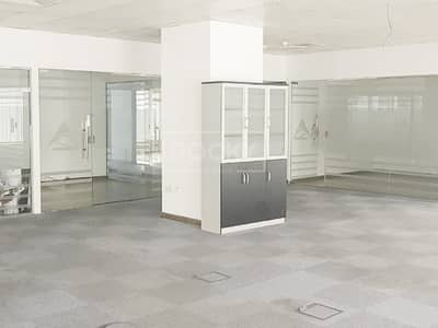 Fitted Office with Partition in Barsha Heights