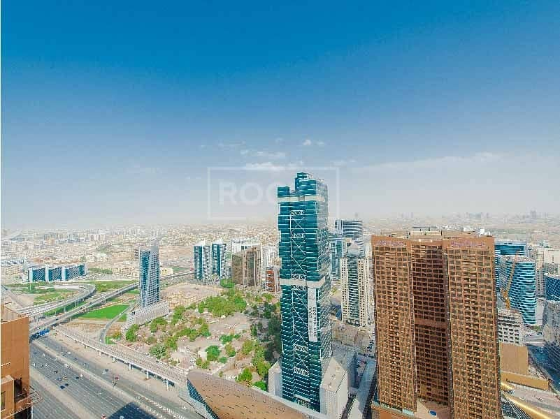 10 Fitted Office with Partition in Barsha Heights