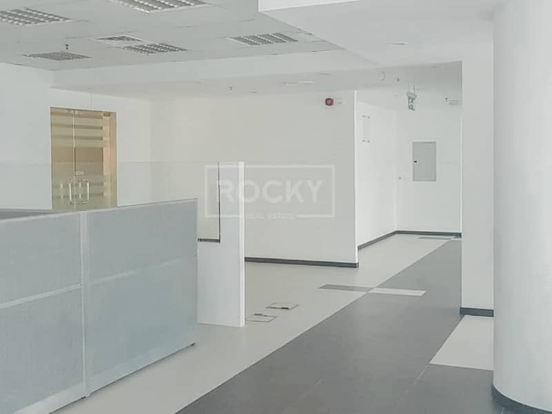 Fitted Office | with Partition | Barsha Heights
