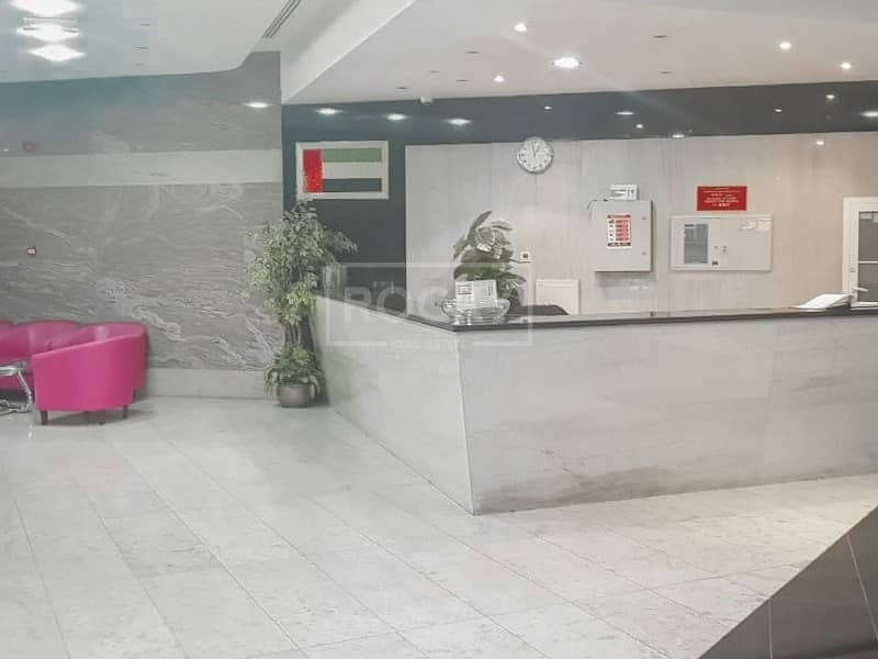 11 Fitted Office | with Partition | Barsha Heights