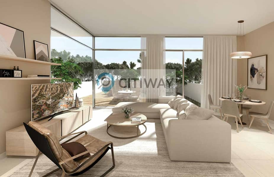 2 Post-Handover plan for 2 years!! 4 % DLD off | Mudon Views