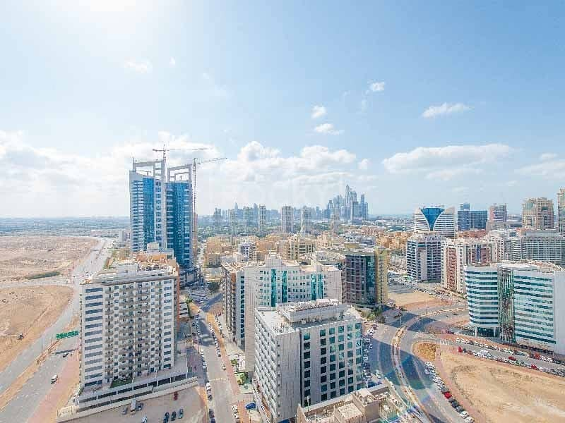 10 Fitted Office for Rent in Barsha Heights
