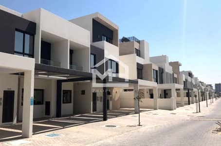 3 Bedroom Townhouse for Rent in Al Salam Street, Abu Dhabi - Single Row Big Plot 3BR Ready to Move in
