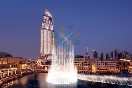 1 Bedroom Hotel Apartment for Sale in Downtown Dubai, Dubai - Best View in Town -1BED (06)  Fountain view