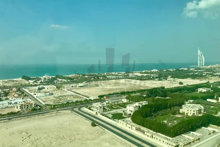 10 Spacious studio | close to Burj Al Arab
