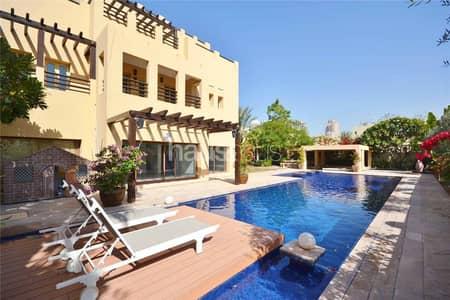 Hattan 2 | Beautiful garden| Large pool