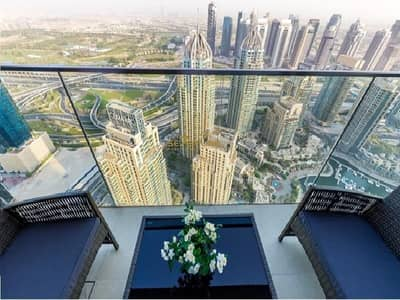 2 Bedroom Flat for Sale in Dubai Marina, Dubai - Luxury Furnished 2 Bed w/ Full Marina View