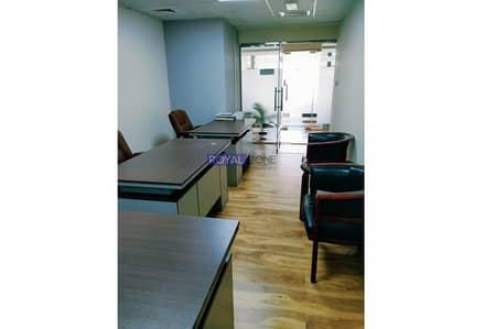 مکتب  للايجار في النهدة، دبي - OFFICE SPACE FOR RENT  (ACCESSIBLE)