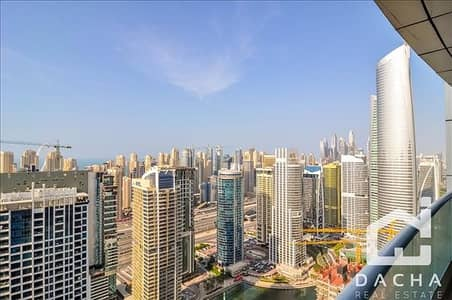 2 Bedroom Flat for Sale in Jumeirah Lake Towers (JLT), Dubai - Stunning Views / High Floor