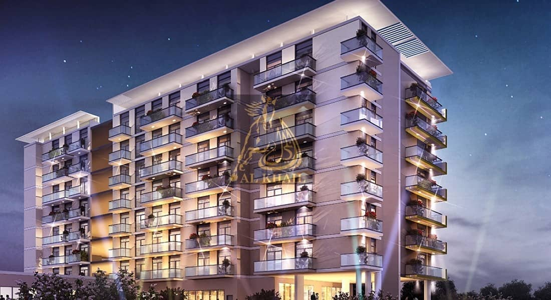 11 Best Offer! Affordable Studio Hotel Apartment in Dubai South  Only AED 640K with Easy Payment Plan