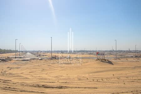 Plot for Sale in Al Khawaneej, Dubai - Fantastic G+1 Corner Plot Villa for Sale