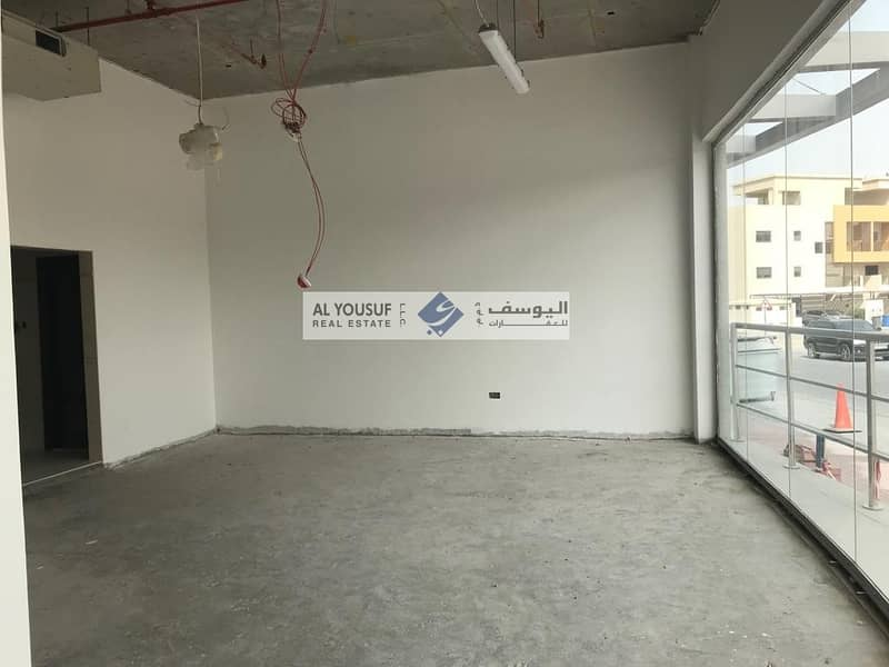 Prime Location Commercial Showroom in  JVC..