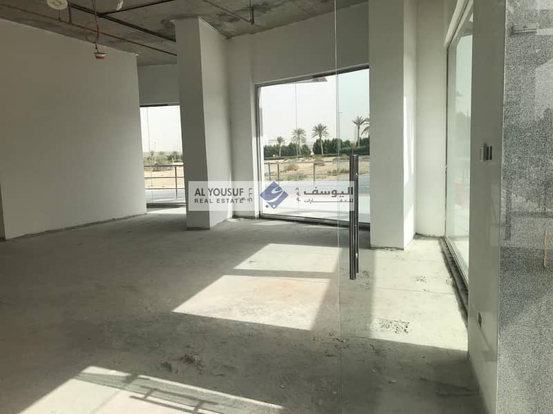 2 Prime Location Commercial Showroom in  JVC..