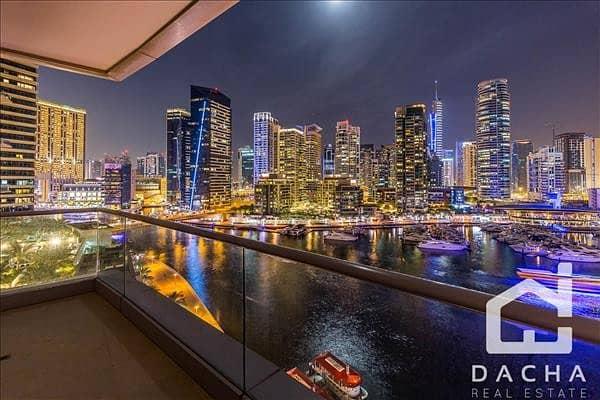 The Best 3 BR in 5* Marina Promenade Project