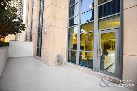 1 Bedroom Flat for Sale in Downtown Dubai, Dubai - Vacant | Study | Terrace | One Bedroom<BR/><BR/>