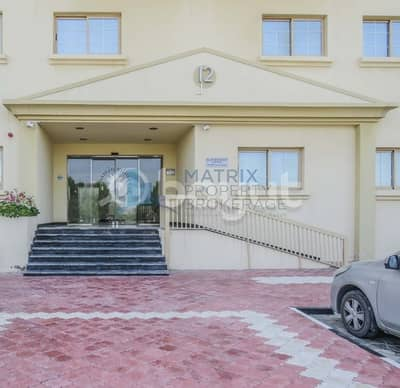 1 BED UNFURNISHED - AED 27