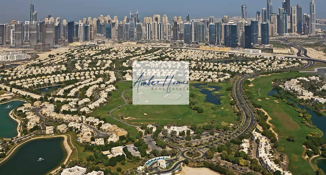 2 Best Deal!! 2BR with Golf Course View and Skyline JLT View