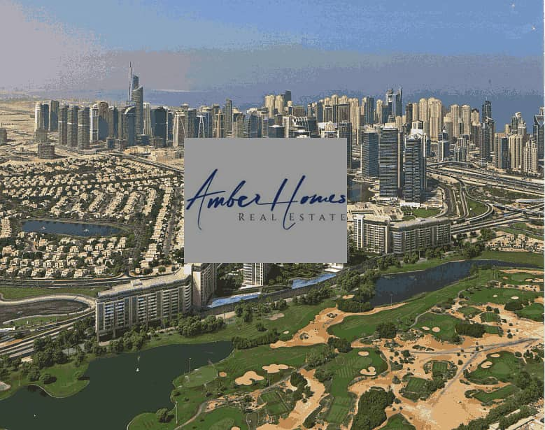 10 Best Deal!! 2BR with Golf Course View and Skyline JLT View