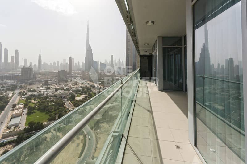 10 Largest 1BR| Zabeel View |High Floor DIFC