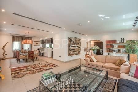 3 Bedroom Villa for Sale in Jumeirah Park, Dubai - Well Maintained Villa Opposite the Park