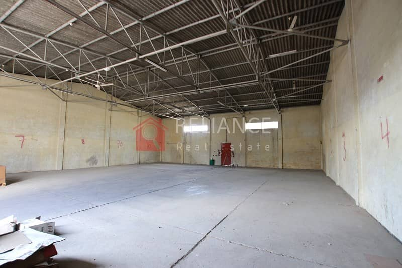 CHEAPEST AED 32/SQ FT |GARAGE BUSINESS INCLUDING TAX - COMMERCIAL WAREHOUSE IN R