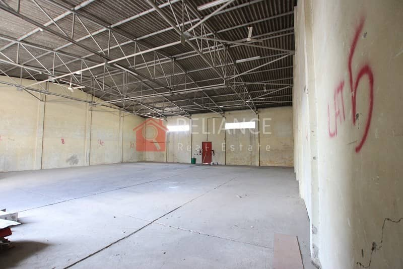7 CHEAPEST AED 32/SQ FT |GARAGE BUSINESS INCLUDING TAX - COMMERCIAL WAREHOUSE IN R