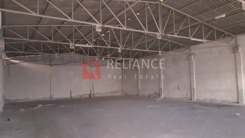 2 AED 32/SQ FT | RAS AL KHOR INDUSTRIAL AREA 1 | GOVT TAX  INCLUDED | 4000 SQ FT
