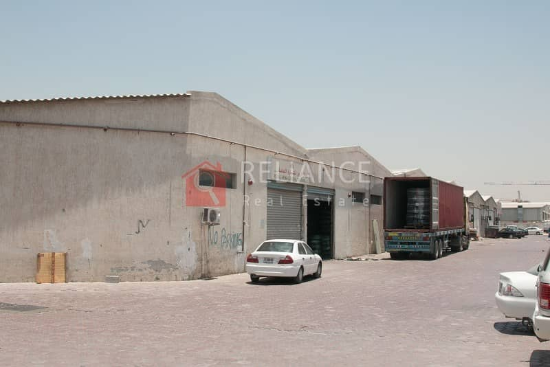 10 AED 32/SQ FT | RAS AL KHOR INDUSTRIAL AREA 1 | GOVT TAX  INCLUDED | 4000 SQ FT