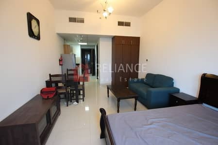 Studio For In Dubai Sports City Furnished Elite Residence 3