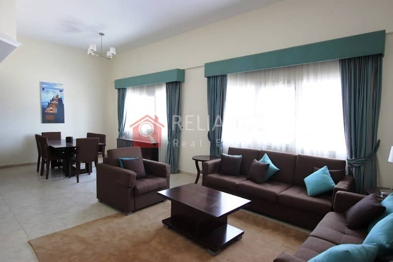 2 Best Deal | Fully Furnished | Marina View | Real Pictures