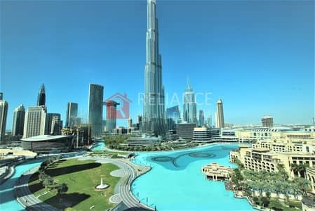 3BEDROOM +MAID FULL BURJ KHALIFA &FOUNTAIN; VIEW
