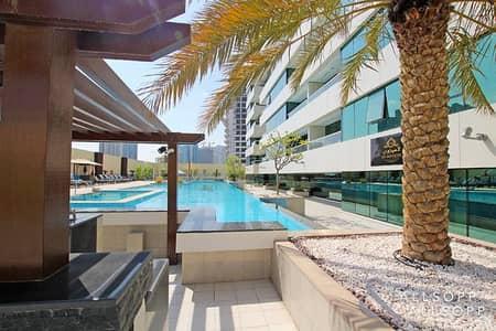 استوديو  للايجار في الخليج التجاري، دبي - Furnished | Hotel Apartment | Available!