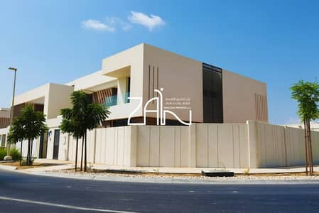 4 Bedroom Villa for Rent in Yas Island, Abu Dhabi - Corner! 4BR Great Location in 3 Payments