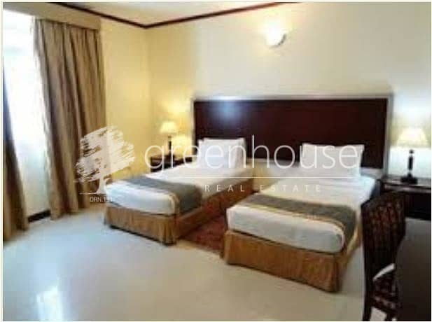 High Floor 2 Beds   Imperial JVT   AED 1.3m
