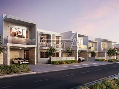 3 Bedroom Townhouse for Sale in Yas Island, Abu Dhabi - VERY HOT Deal! New 3 Bedroom Townhouse in Yas Acres! 12% DISCOUNT Original Price!