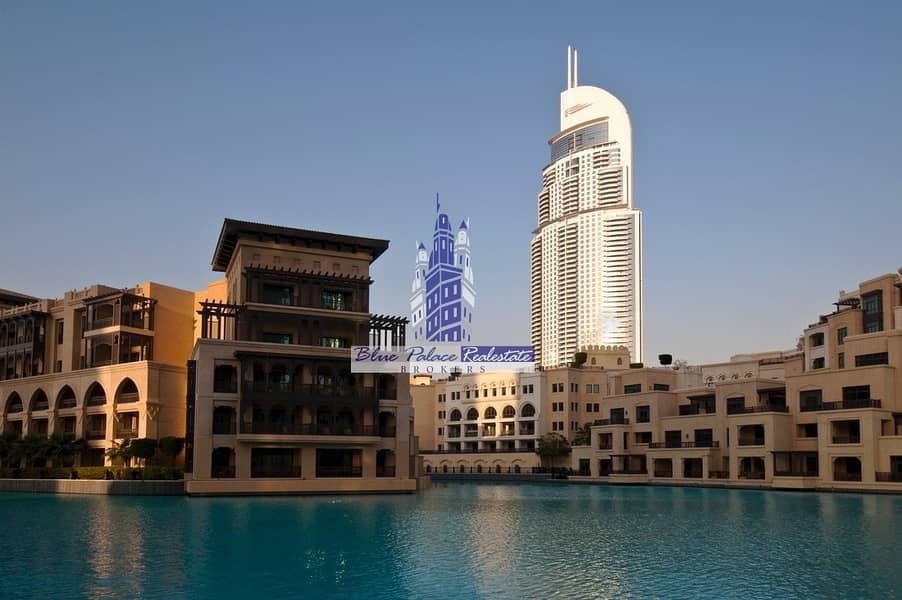 9 Very Rare Premium Old Town Al Saha Office in Old town with Lake View