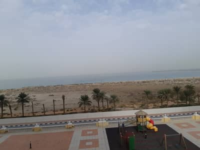 2 Bedroom Apartment for Rent in Al Hamra Village, Ras Al Khaimah - Sea view 2 bedroom unfurnished Al hamra