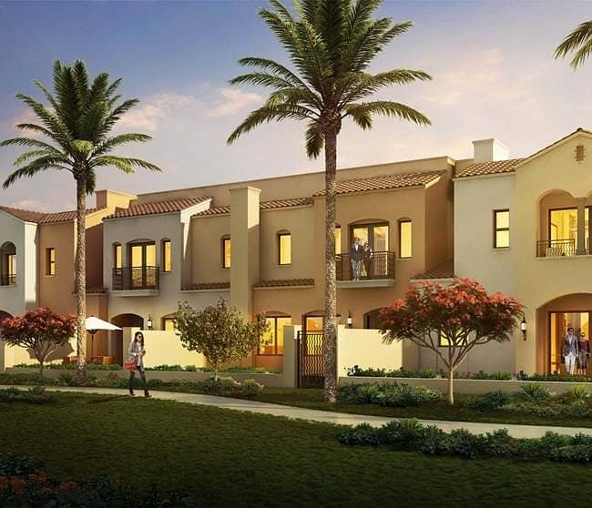 10 Affordable Community Living in Dubailand