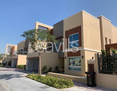 4 Bedroom Villa for Rent in Al Barsha, Dubai - Vacant Biggest 4BR Maids Garden Villa Lantana