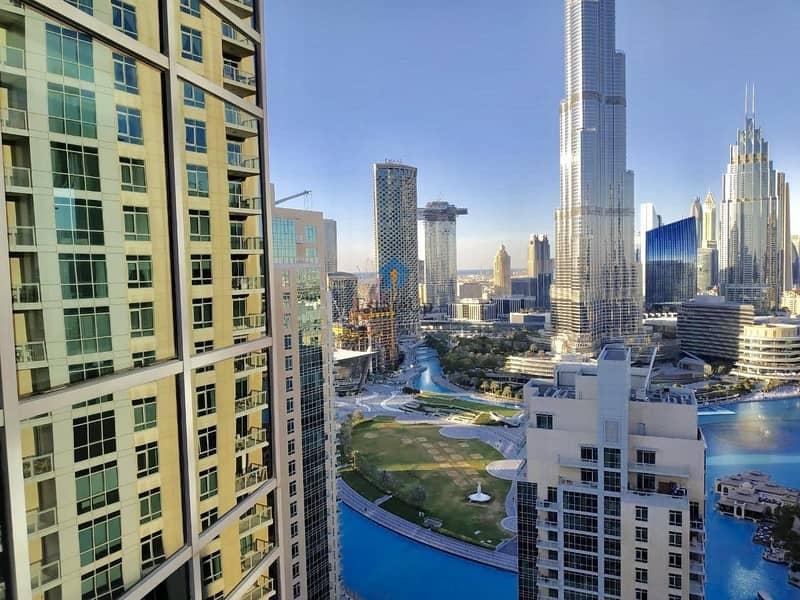 11 Burj Khalifa | Fountain View | 3 Bedroom