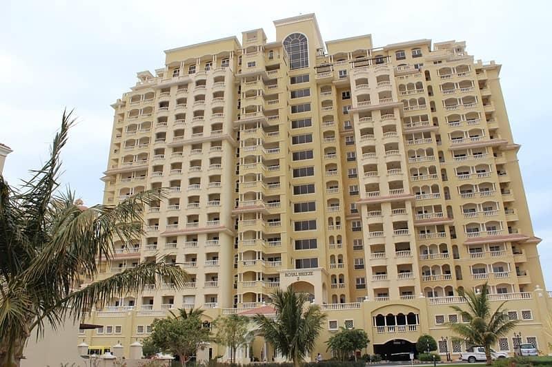 شقة في شقق رويال بريز قرية الحمراء 2 غرف 600000 درهم - 3871317