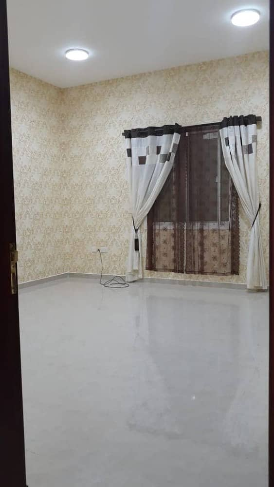 VIP and Spacious Villa 3BHK Majlis for rent with include electric and water at Al Niemah