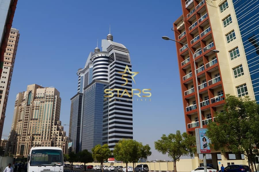 10 R.O.I OF 10% ON STUDIO APT AT Dubai Silicon Oasis