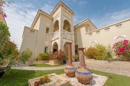 5 Bedroom Villa for Sale in Al Furjan, Dubai - Exclusive Fully upgraded Qourtaj villa in furjan