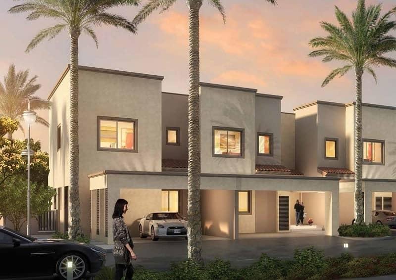 3BR Amaranta Townhouses |Post Payment Plan
