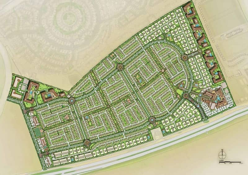 10 3BR Amaranta Townhouses |Post Payment Plan