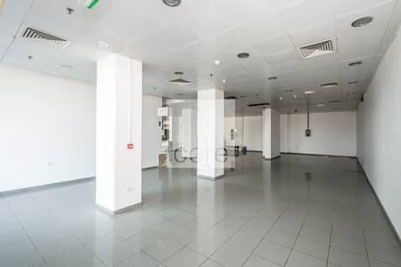 Shop for Rent in Corniche Area, Abu Dhabi - Low floor fitted retail space  available