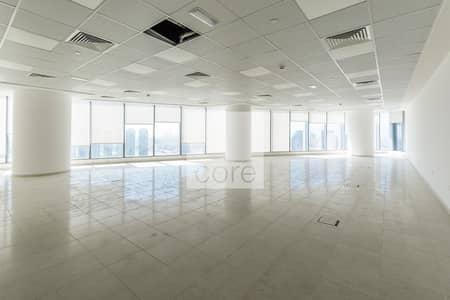 مکتب  للايجار في جزيرة الريم، أبوظبي - Fully Fitted Office | High Floor | Addax